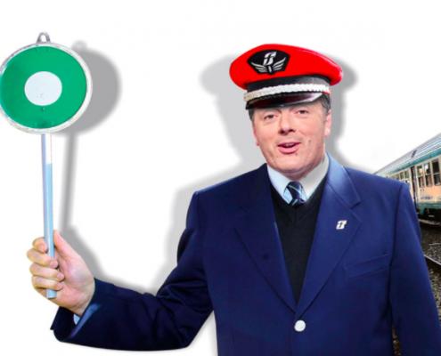 Il treno di Renzi