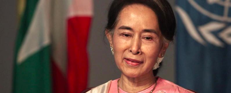 Aung San Suu Kyi premio nobel contro immigrazione illegale