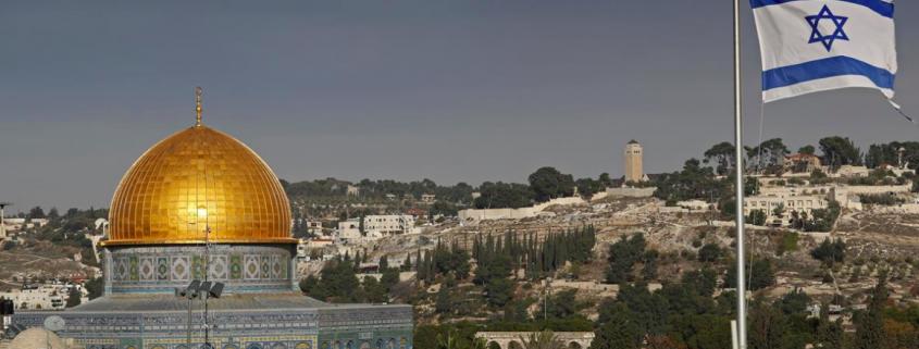 Gerusalemme Capitale di israele