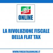 flat tax forza italia Berlusconi