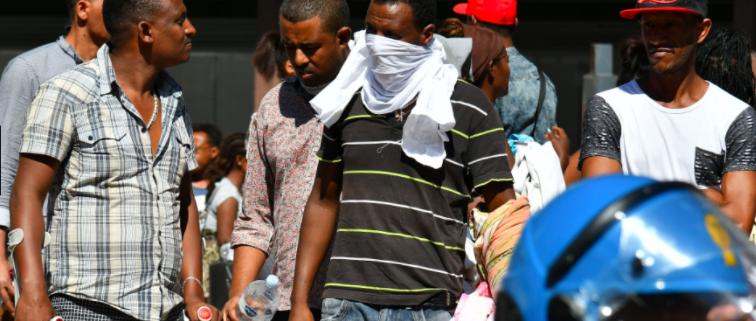 paura degli immigrati