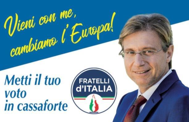 Fabrizio Bertot elezioni 2019